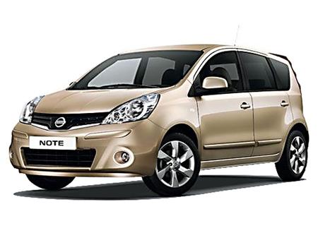 Nissan Note 1.4 MT Comfort