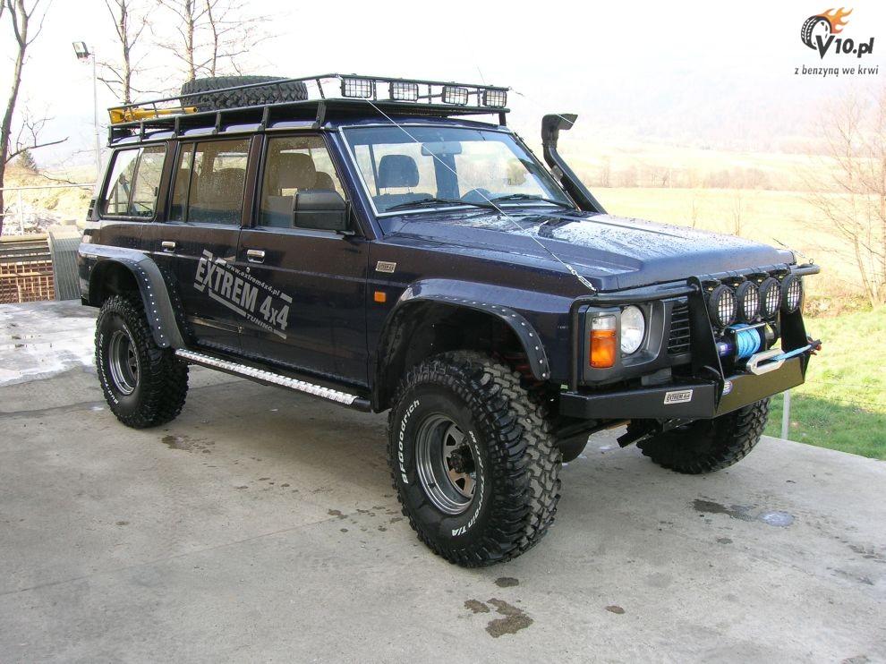 Nissan Patrol 2.8 GR AT