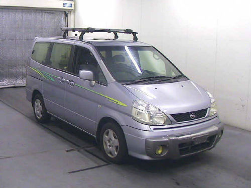 Nissan Serena 2.0 16V AT