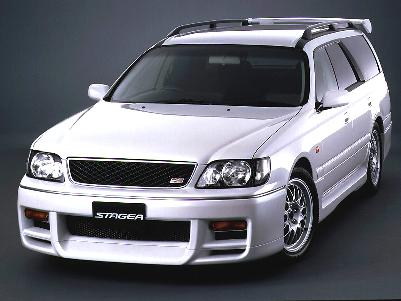Nissan Stagea 2.5