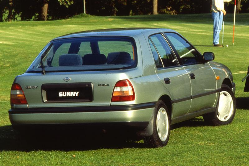 Nissan Sunny 1.4 LX