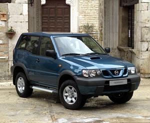 Nissan Terrano II