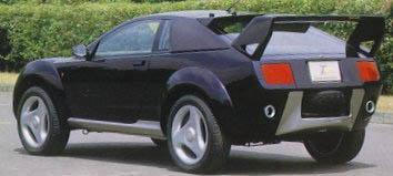 Nissan Trailrunner