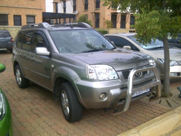 Nissan X-Trail 2.2 D 4x4 SE