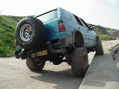 Opel Frontera 2.0 i