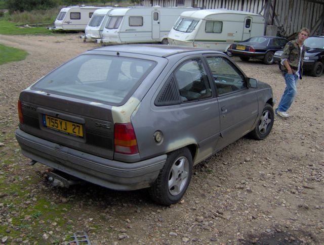 Opel Kadett 1.7 D
