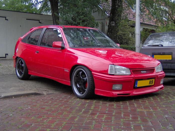 Opel Kadett 2.0 GSI 16V
