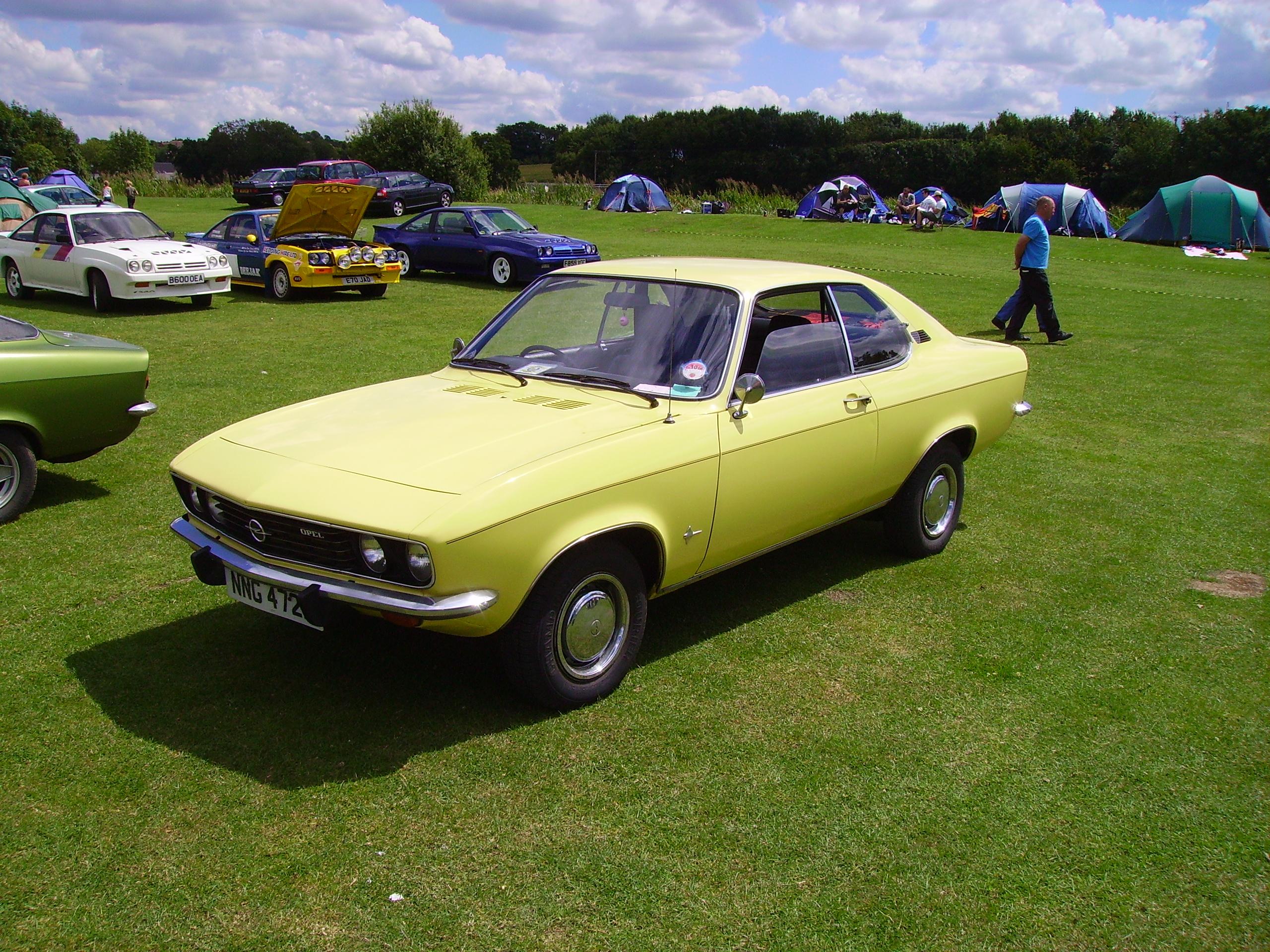 Opel Manta 1.9