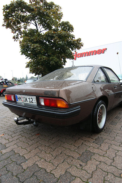 Opel Manta GT CC