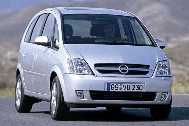 Opel Meriva 1.6 Cosmo
