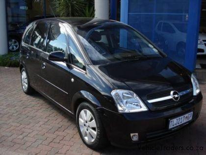 Opel Meriva 1.8 Elegance