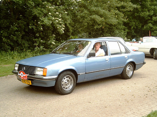 Opel Rekord 2.0 S