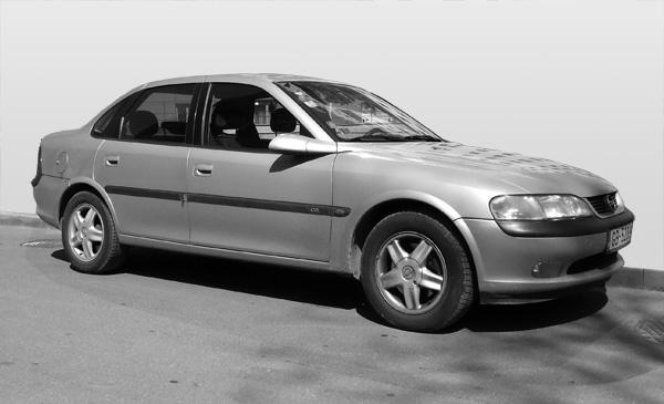 Opel Vectra 2.5