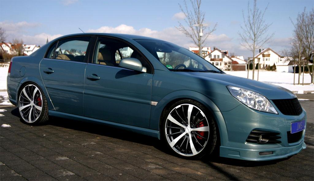 Opel Vectra 3.0