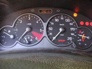 Peugeot 206 2.0 HDi