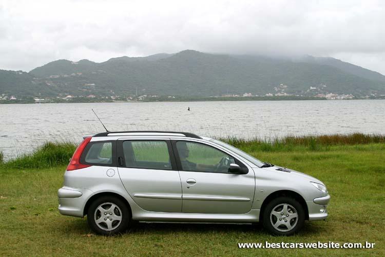Peugeot 206 SW 1.6