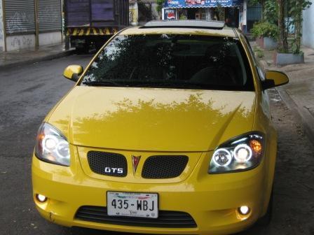 Pontiac G5 GT Coupe