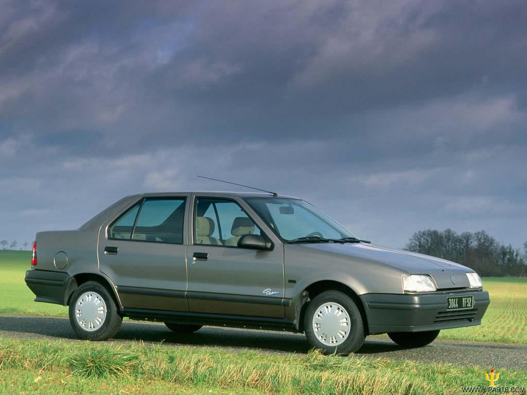 Renault 19 1.7 (L53B)