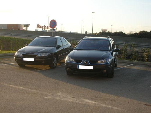 Renault Laguna 3.0 V6 Initiale