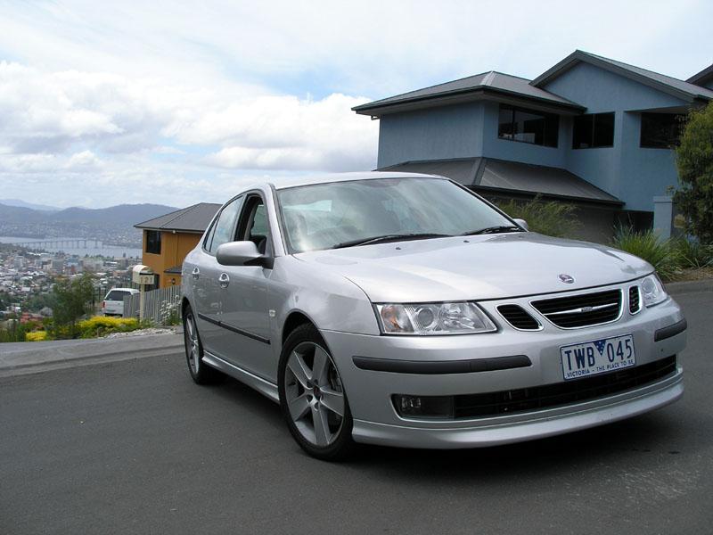 Saab 9-3 Sport Sedan Linear LPT