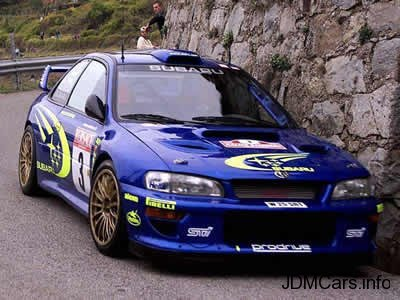 Subaru Impreza 2.5 RS Sport Package Sedan