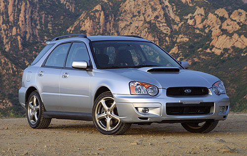 Subaru Impreza 2.5 RS Wagon