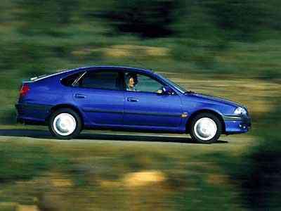 Toyota Avensis 2.0 128hp AT