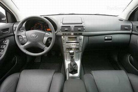 Toyota Avensis 2.2 D-4D MT