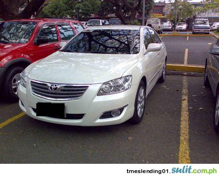 Toyota Camry 3.5 AT Luxe