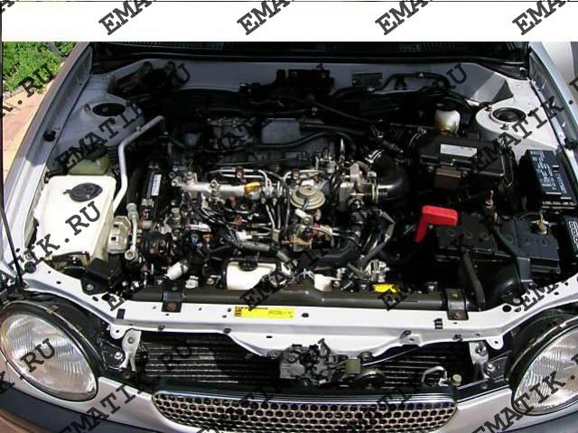 Toyota Carina 2.0 D