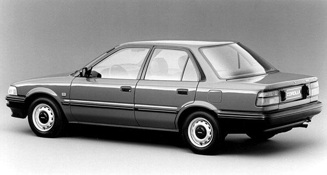 Toyota Corolla 1.8 D