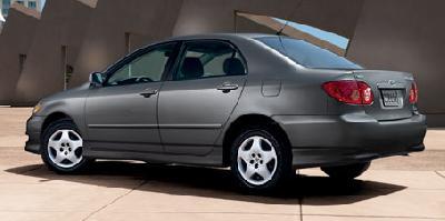 Toyota Corolla 1.8 VVTL-i TS