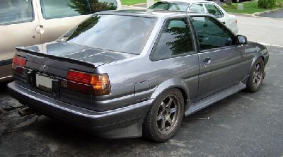 Toyota Corolla 1300 Custom DX