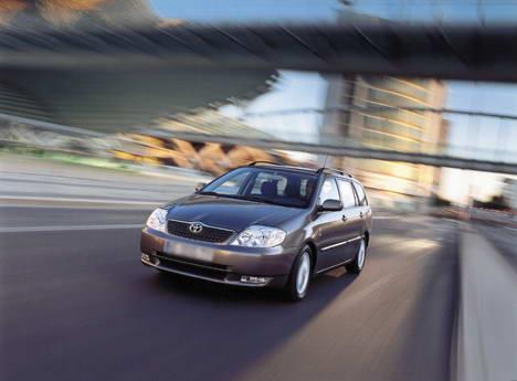 Toyota Corolla 1.6 73hp MT
