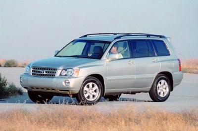 Toyota Highlander 3.3 218hp 4WD AT