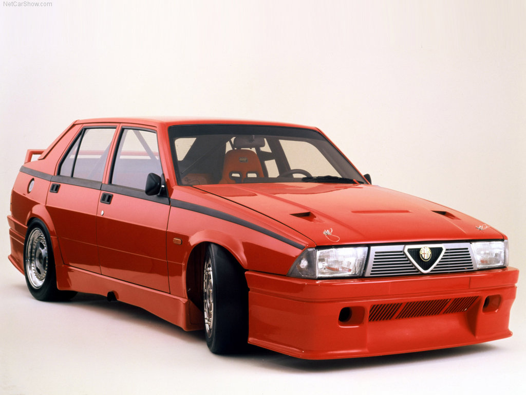 Photos Of Alfa Romeo 75 1 8 Turbo Photo Tuning Alfa Romeo 75 1 8 Turbo 01 Jpg Gr8autophoto Com