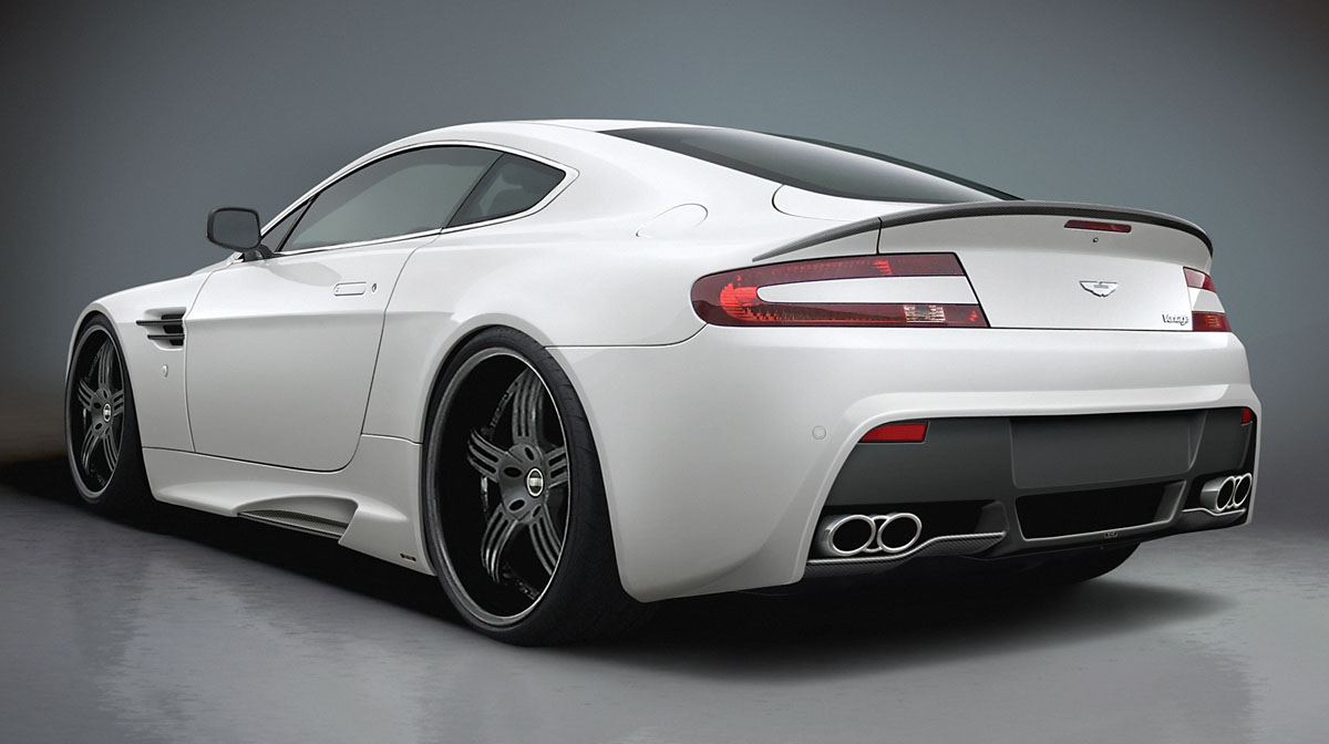 View Of Aston Martin Vantage V8 Coupe Photos Video Features And Tuning Gr8autophoto Com