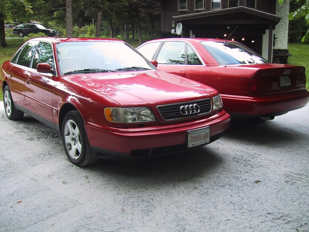 Audi 100 2.2 S4 Turbo quattro MT