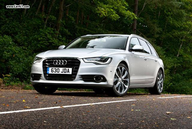 Audi A6 Avant 3.0 TDi Quattro Tiptronic