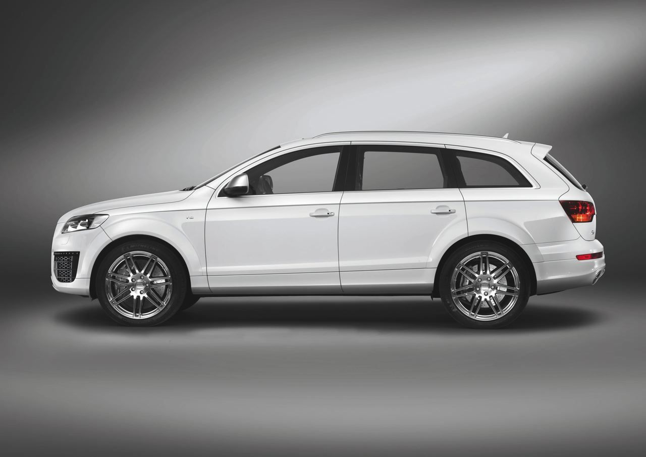 Audi Q7 6.0 TDi Quattro