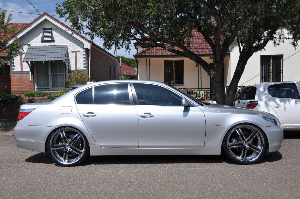 View Of Bmw 525i Steptronic Photos Video Features And Tuning Gr8autophoto Com