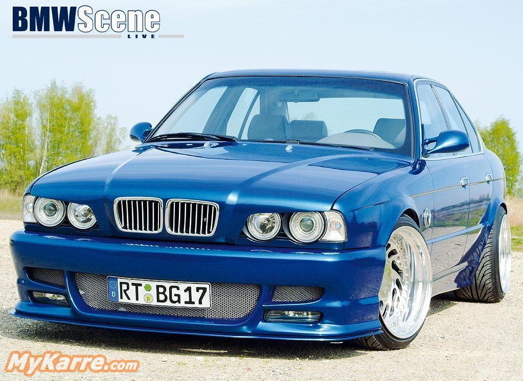 BMW 540i Automatic