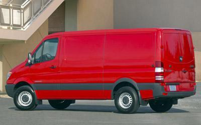 Dodge Sprinter 3500 Van