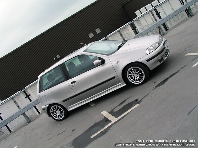 Fiat Multipla 1.6 SX