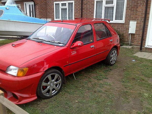 Ford Fiesta 1.6 AT