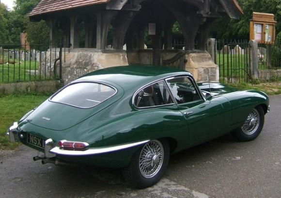 Jaguar E-Type XK-E
