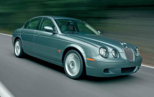 Jaguar S-Type 4.2 V8