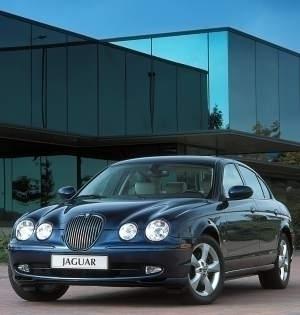 Jaguar S-Type 4.2 V8 Executive