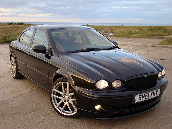 Jaguar X-Type 3.0 Estate