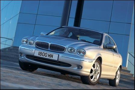 Jaguar X-Type Estate 2.0 Diesel